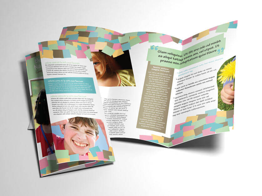 InDesign Brochure Templates Free Template Download - Indesign brochure template